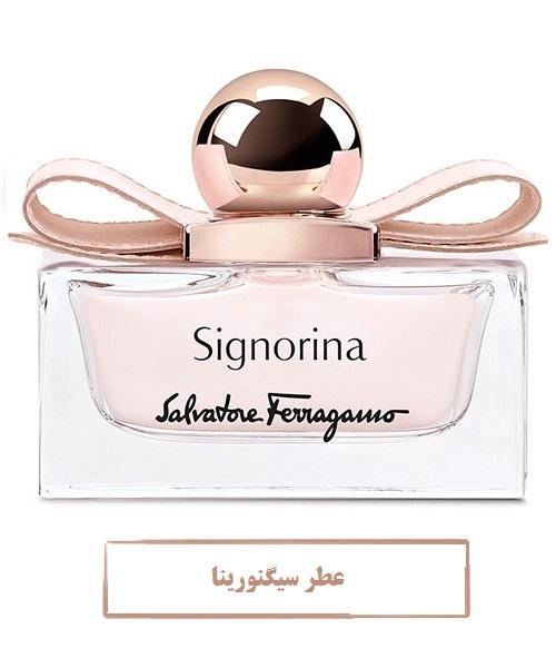 عطر سیگنورینا سالواتوره فراگامو Salvatore Ferragamo Signorin