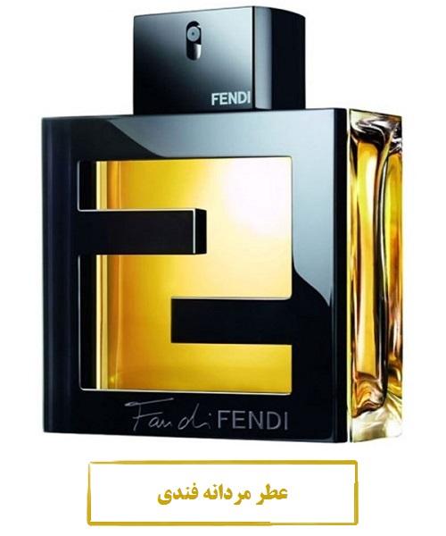 عطر مردانه فندی Fan di Fendi