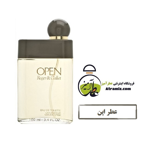 عطر اپن Roger And Gallet Open